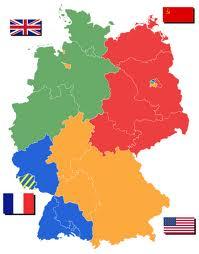 guerra fria mapa